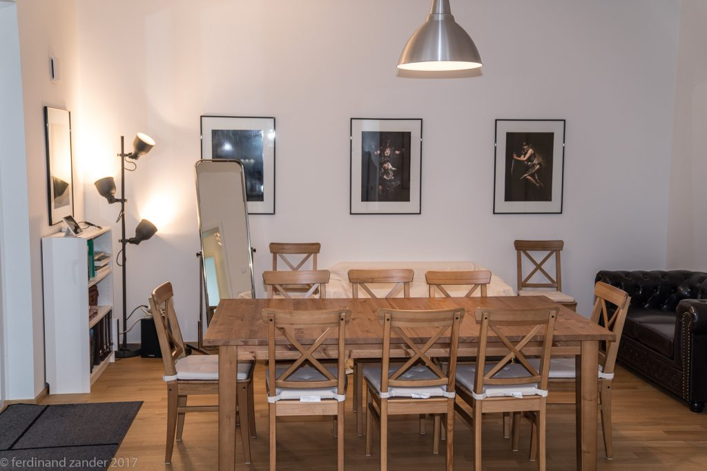 Aufenthaltsraum Im Studio Karlsdorf