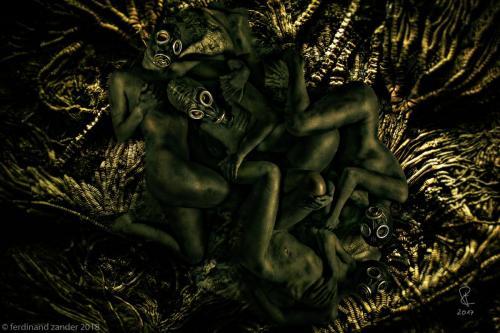 Nest of ALiens
